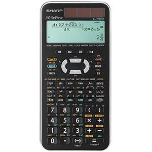 Wissenschaftlicher Schulrechner SHARP EL-W506X-SL