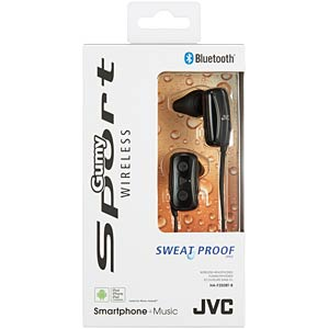 Bluetooth headphone / black JVC HAF250BTBE
