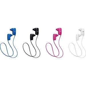 Bluetooth headphone / pink JVC HAF250BTPE