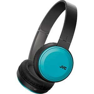 On-Ear / Bluetooth Kopfhörer / türkis JVC HA-S30BT-A-E