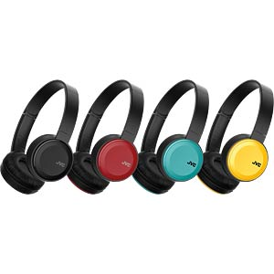 On-ear / Bluetooth hoofdtelefoon / zwart JVC HA-S30BT-B-E