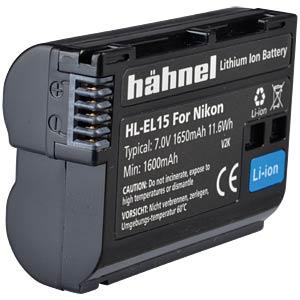Digitalkamera - Akkus HÄHNEL HL-EL15