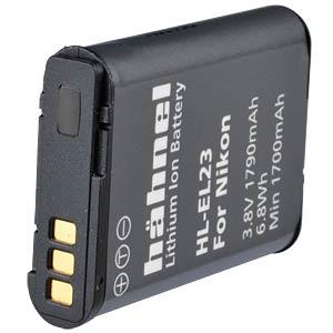 Lithium Ion battery for Digital Cameras HÄHNEL HL-EL23