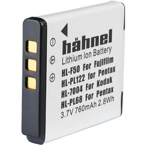 Lithium Ion battery for Digital Cameras HÄHNEL HL-F50