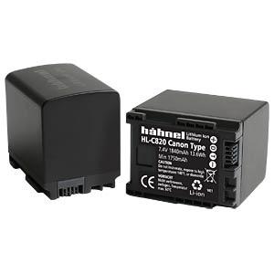 Video - batteries HÄHNEL HL-C819/ HL-C820