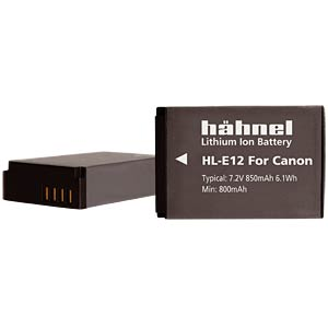 Digitalkamera - Akkus HÄHNEL HL-E12