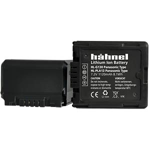 Video - batteries HÄHNEL HL-G130/ HL-PLA13