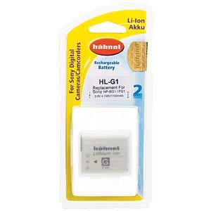 Digital camera - batteries HÄHNEL HL-G1