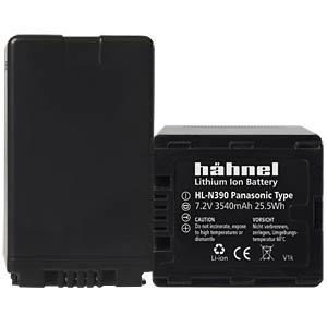Video - batteries HÄHNEL HL-N390
