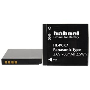 Digital camera - batteries HÄHNEL HL-PCK7