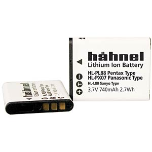 Digital camera - batteries HÄHNEL HL-PL88