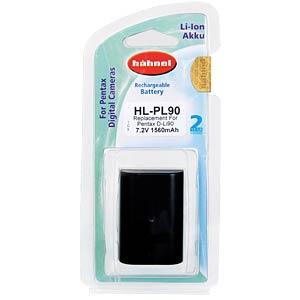 Digital camera - batteries HÄHNEL HL-PL90