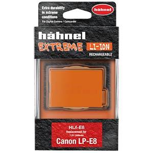 Digital camera - batteries HÄHNEL HLX-E8