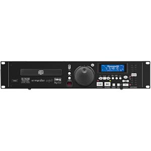 "DJ-CD and MP3 player/482 mm (19"") IMG STAGE LINE 21.2890"