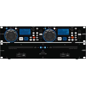 DJ-Dual-CD- und MP3-Spieler IMG STAGE LINE CD-230USB