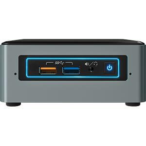 Mini-PC, NUC-Kit, NUC6CAYH INTEL BOXNUC6CAYH