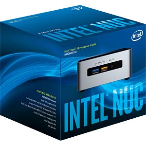Mini PC Intel® NUC-Kit NUC6I3SYH INTEL BOXNUC6I3SYH