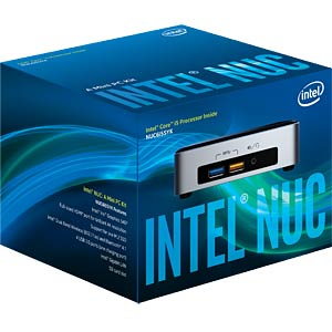 Mini PC Intel® NUC-Kit NUC6I5SYK INTEL BOXNUC6I5SYK
