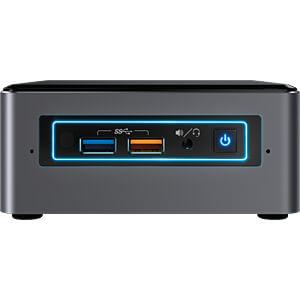 Mini-PC, NUC-Kit, NUC7I3BNH INTEL BOXNUC7I3BNH