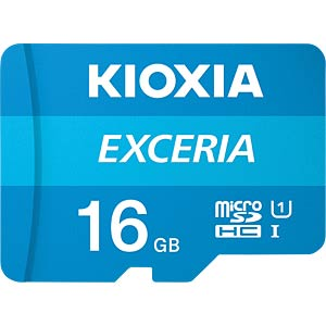 LMEX1L016GG2 - MicroSDHC-Speicherkarte 16GB
