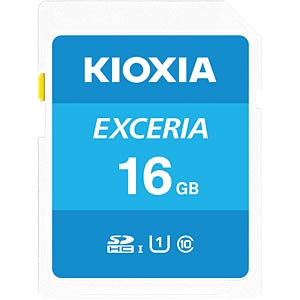 LNEX1L016GG4 - SDHC-Speicherkarte 16GB