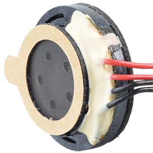 Plastic speaker, wired EKULIT 107038