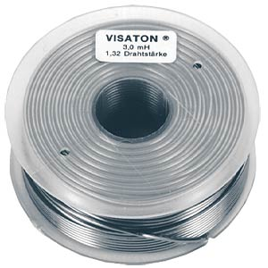VISATON SP-Spule / 0,47 mH / 0,6 mm VISATON 4993