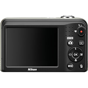 Digitalkamera, 16,1 MP, 5x Zoom, Set NIKON VNA980K001