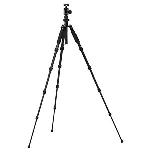Travel and mini tripod, black ROLLEI 22585