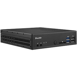 Barebone PC, XPC slim DH170 SHUTTLE PIB-DH170011