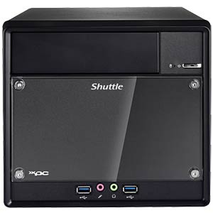 Mini-PC mit Intel H110 Chipsatz SHUTTLE PC-SH110R411