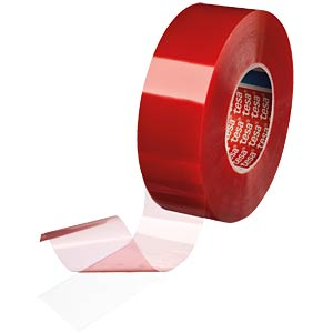 Temperature-resistant double-sided adhesive tape TESA 04965-00008-00