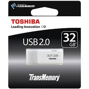 USB2.0 Flash Memory 32GB TOSHIBA THN-U202W0320E4