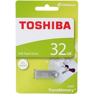 USB2.0 Stick 32GB Toshiba U401 TOSHIBA THN-U401S0320E4