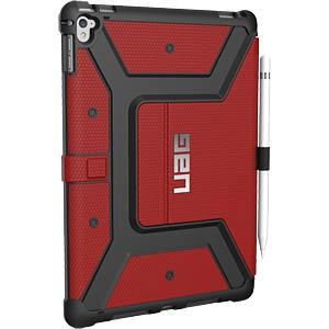 "Schutzhülle für Apple iPad Pro 9,7"" - rot URBAN ARMOR IPDAIR3-RED"