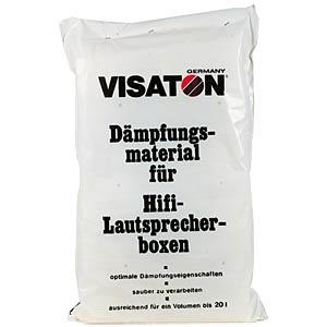 VISATON Dämpfungsmaterial, Polyester VISATON 5070