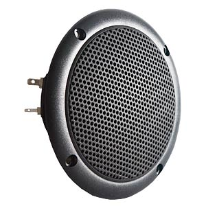 VISATON full-range speaker, 10 cm, IP65, black VISATON 2130