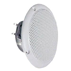 VISATON full-range speaker, 10 cm, IP65, white VISATON 2110