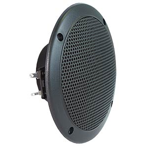 VISATON full-range speaker, 13cm, IP65, black VISATON 2133