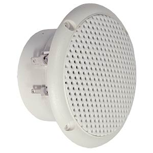 VISATON full-range speaker, 8cm, IP65, white VISATON 2128