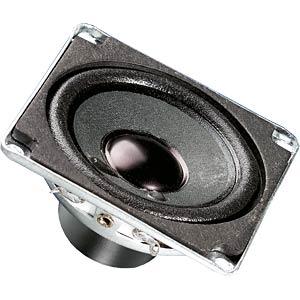 Breitbandlautsprecher FR WS5SC, 4 W, 8 Ohm VISATON 2220
