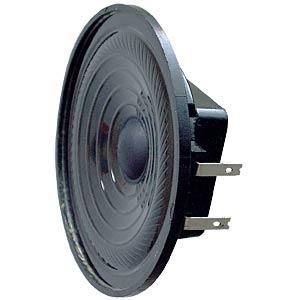 Breitbandlautsprecher K 64WP, 2W, 8Ohm VISATON 2918