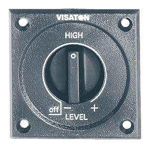 VISATON Lautsprecher Pegelregler VISATON 5186