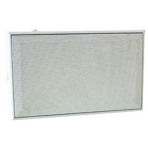 VISATON wall-mounted speaker, flat, 100 V VISATON 50302
