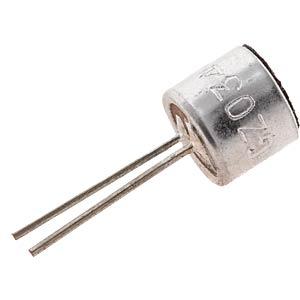 Mikrofonkapsel, Printausführung EKULIT 200033