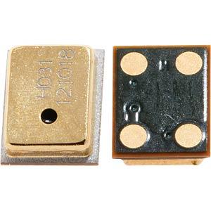 Silikonmikrofon, SMD EKULIT 200640