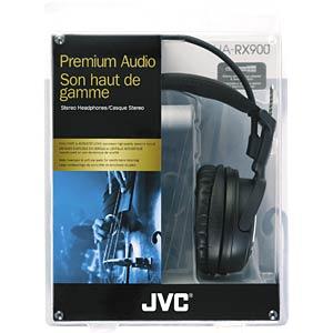 Hochwertiger Stereokopfhörer, Over-Ear JVC HA-RX900
