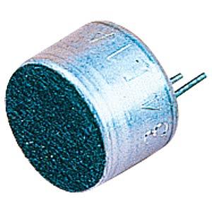 Elektret-Kodensator-Mikrofonkapsel EKULIT EMY-9765P