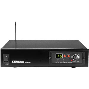 Wireless receiver unit, 1 channel, non-diversity SENRUN USR-6FD1
