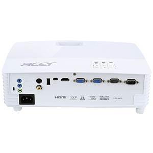 DLP projector/4000 ANSI/1920 x 1080 direct service hotline: 0410 ACER MR.JMP11.001